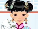 Asya Güzeli Giydir