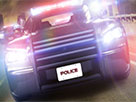 Hayalet Polis Arabası