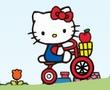 Hello Kitty Bisiklet Gezisi