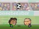 Sports heads football : Kafayla gol at
