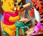 Winnie the Pooh Boyama